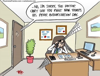 Physician's Practice – August Cartoon