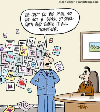 Modern Analyst – August Cartoon