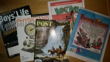 September Print Publications