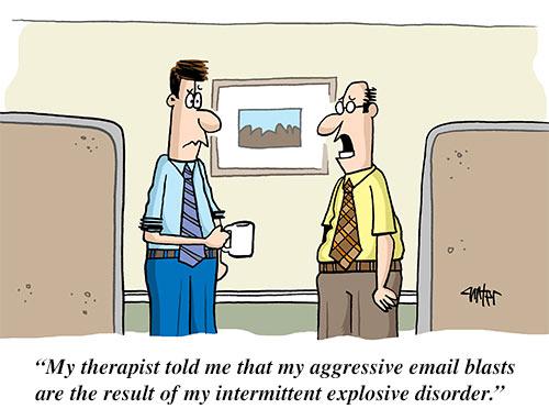 Psychiatric Times – September Cartoon