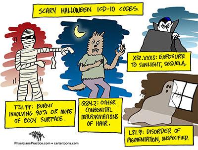 Physicians Practice – September Cartoon