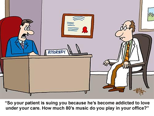 Physicians Practice – November Cartoon
