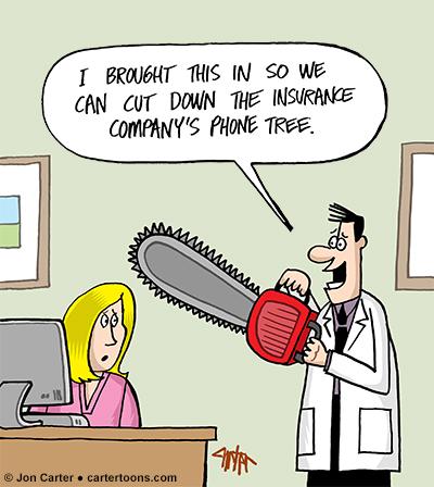 Physician's Practice – September Cartoon