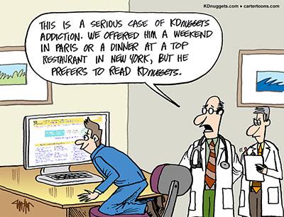 KDNuggets – October Cartoon