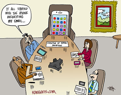 KDNuggets – November Cartoon