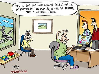 KDNuggets – March Cartoon