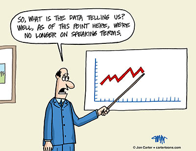 Modern Analyst – March Cartoon