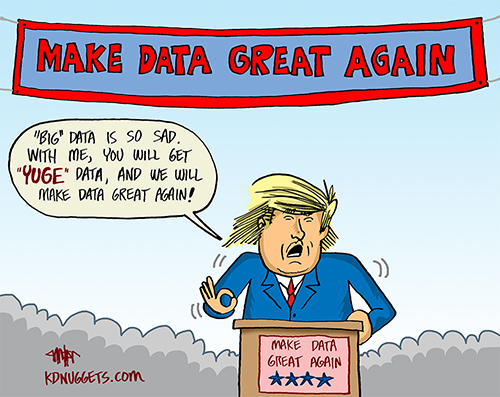 Make Data Great Again
