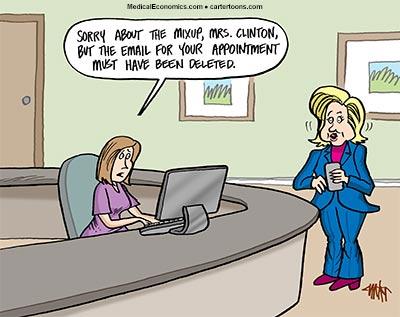 Medical Economics – Sept. Cartoon